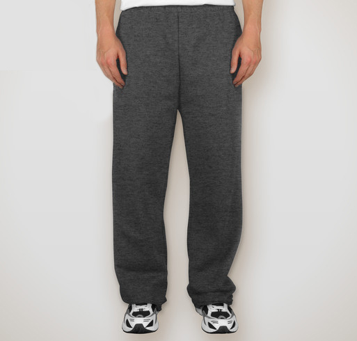 Champion Eco Youth 9 oz. Open-Bottom Fleece Pant