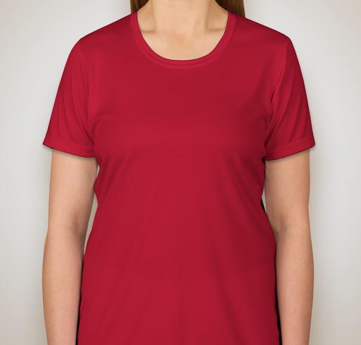 All Sport for Team 365 Ladies' Performance Short-Sleeve T-Shirt