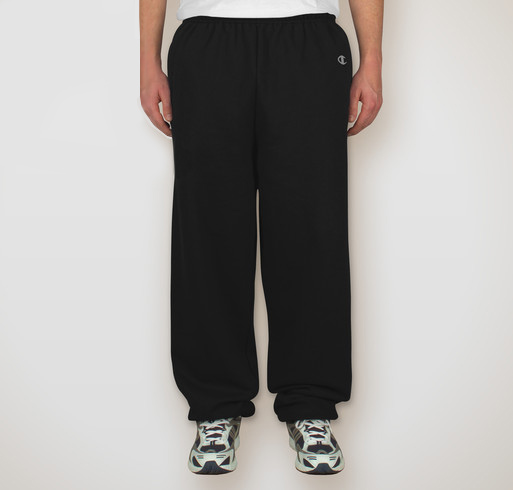 Gildan Heavy Blend 8 oz., 50/50 Open-Bottom Sweatpants