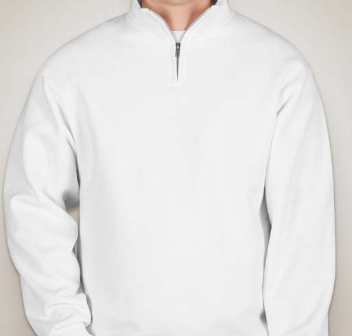 Gildan Heavy Blend 8 oz. Vintage Classic Quarter-Zip Cadet Collar Sweatshirt