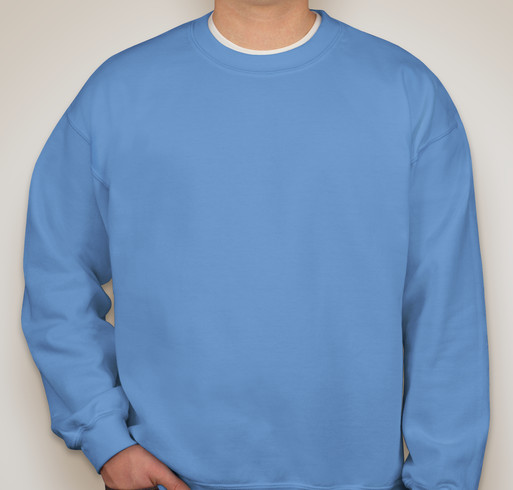 Gildan Heavy Blend 8 oz., 50/50 Fleece Crew