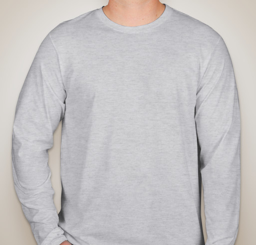 American Apparel  Heavyweight Long Sleeve T-shirt