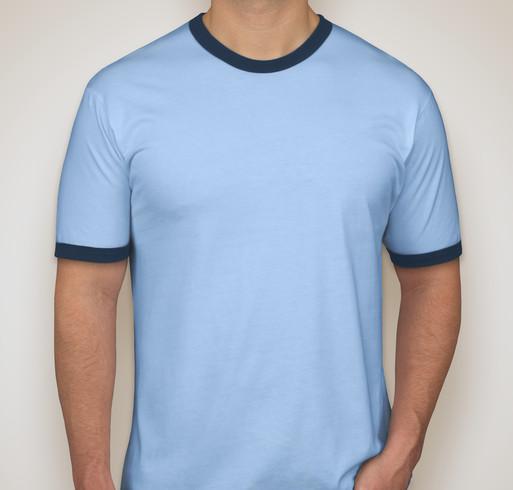 Fine Jersey Ringer T-shirt